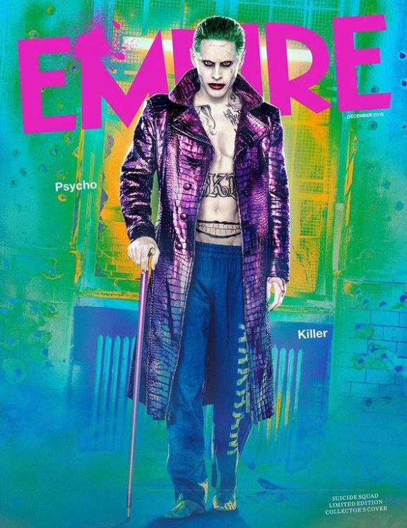 Suicide Squad_Joker_Empire Cover_High Res