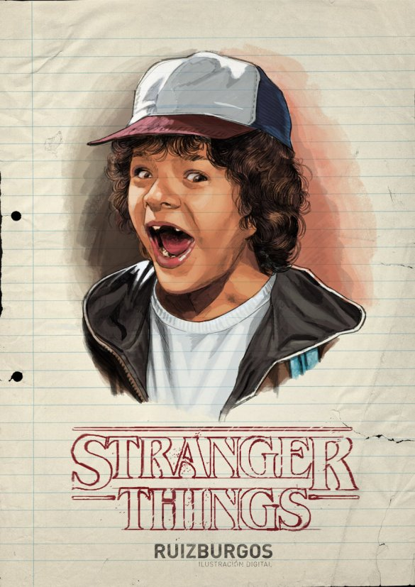 stranger_things___dustin_by_ruizburgos-dabopon