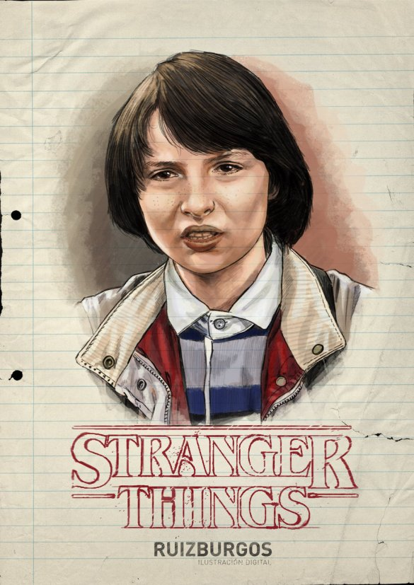 stranger_things___mike_by_ruizburgos-dacfule